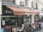 "The ""CANNES""swer to Bagels & Brownies - an overly Americanized place next to my French school."